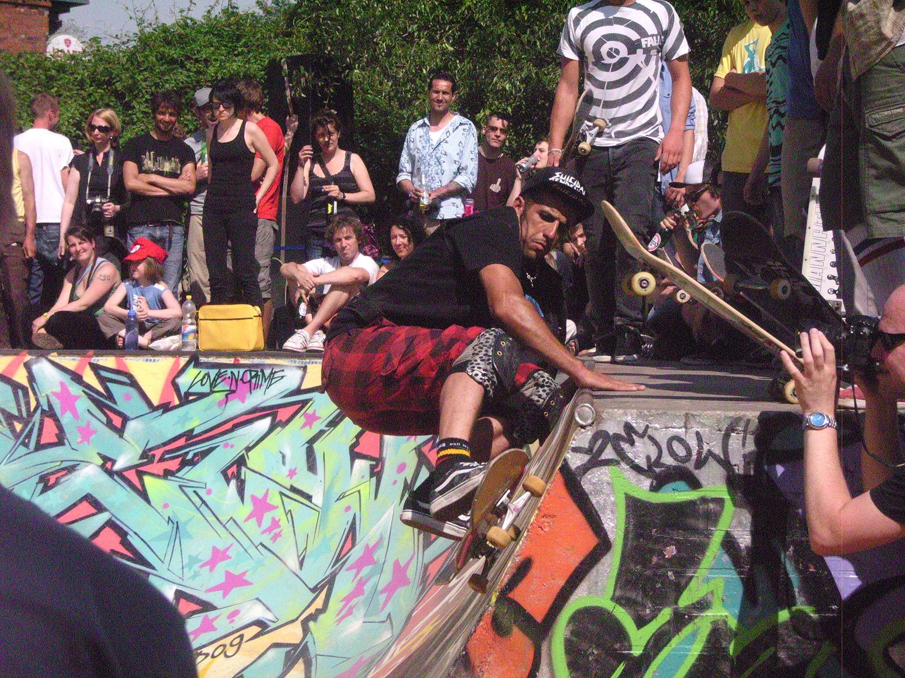 Der Skatecontest